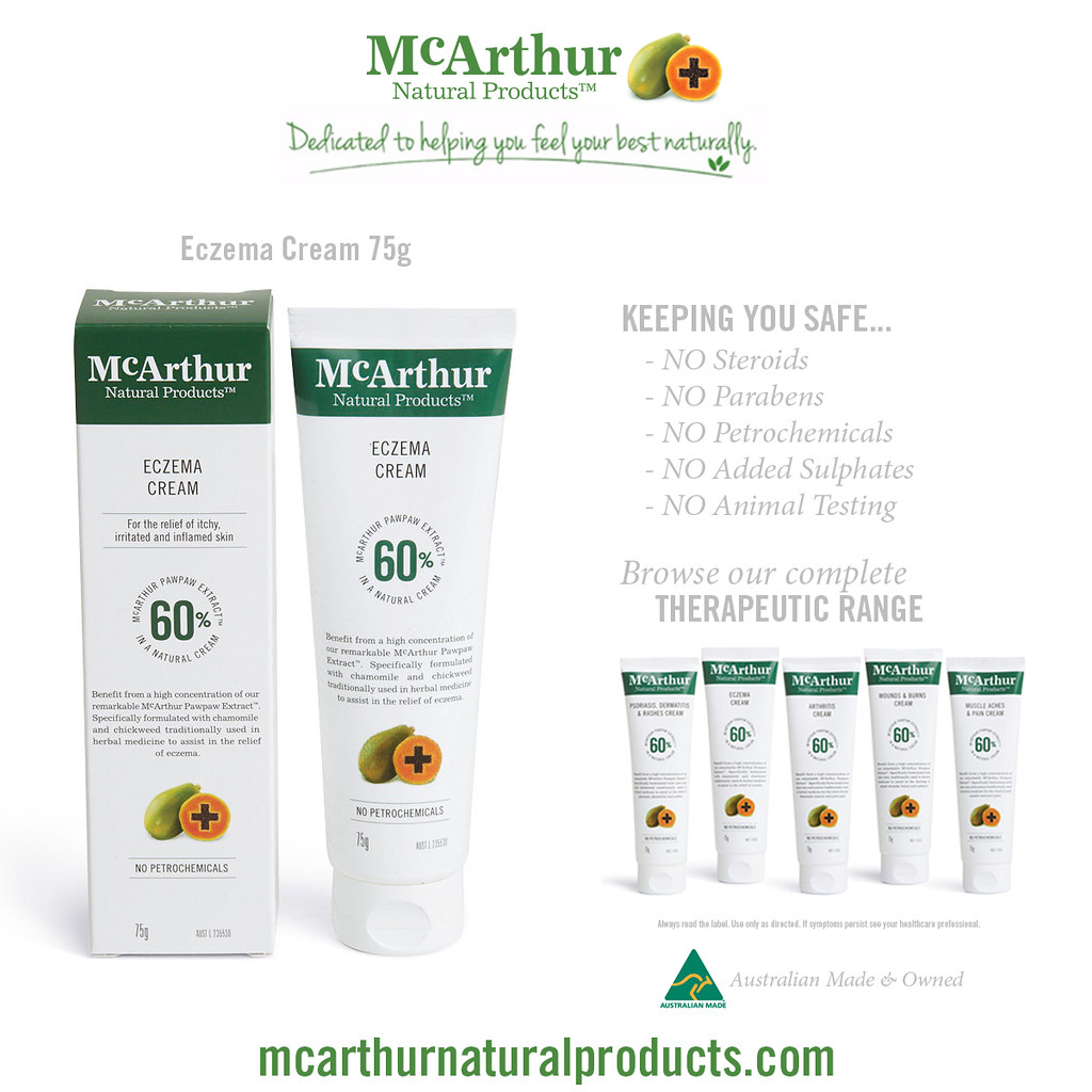 Product in Focus: Eczema Cream 75g | A premium and highly ac… | Flickr