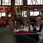 Happy Spiegeltent audience | © Helen Jones