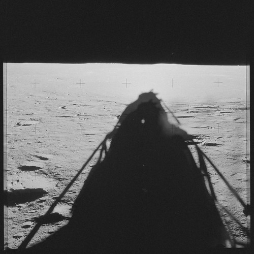 Apollo 12 Shadow
