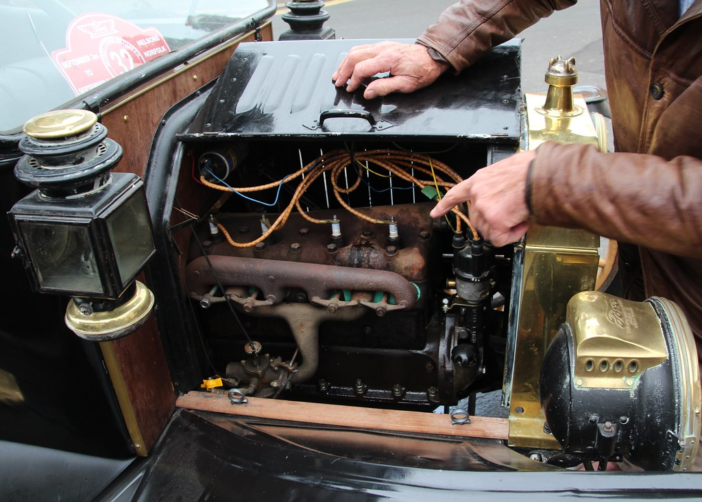 1914 model t ford engine | by stuart axe
