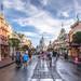 Good Morning Main Street by Nenortas Photography