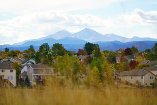 Longs Peak in Fall | by City of Fort Collins, CO