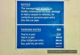 Wisma Cosway Parking Rate Wisma Cosway S Parking Rate Date Flickr