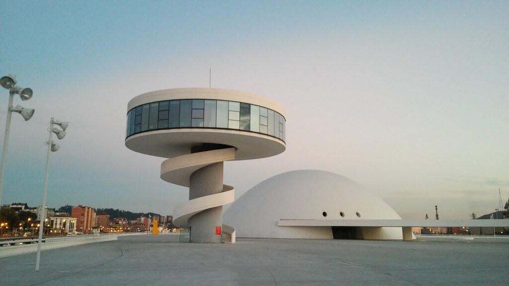 Centrro Niemeyer - Avilés - Oct2015