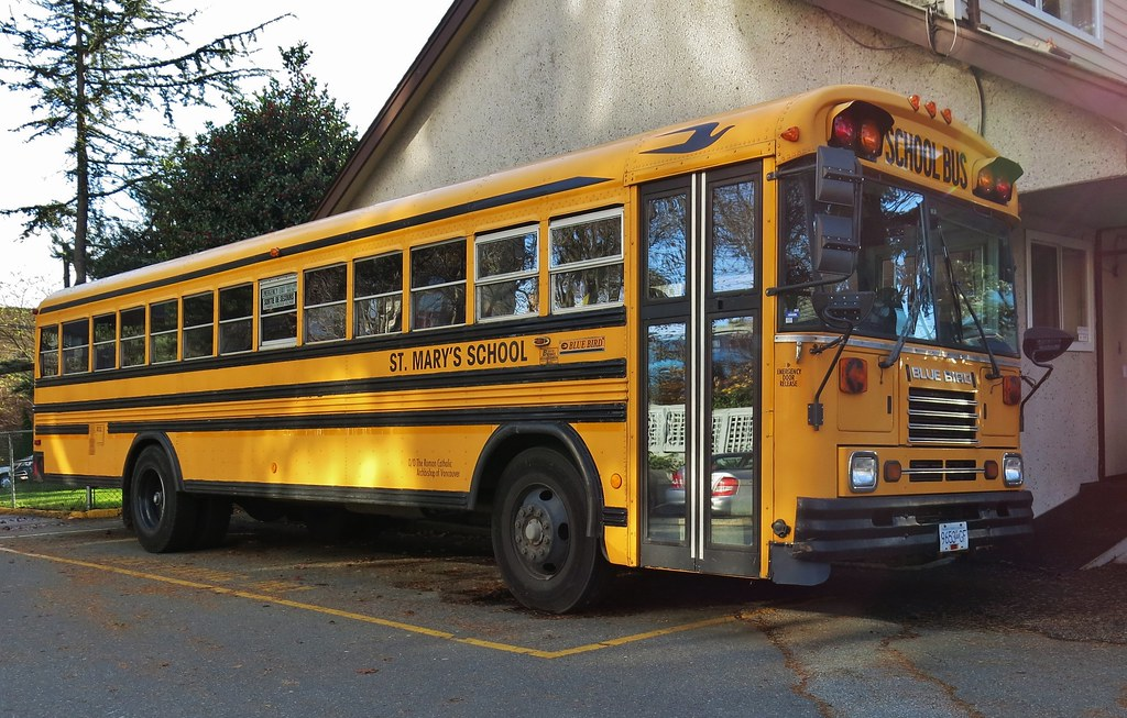 Blue Bird TC/2000 School Bus   Custom_Cab   Flickr