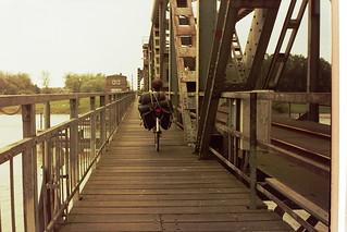 Friesenbrücke en ligfiets | by m66roepers