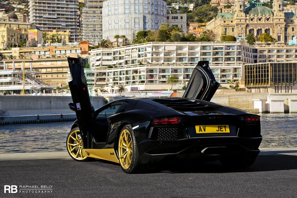 Lamborghini Aventador Miura Homage Raphael Belly Flickr