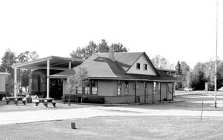Duluth and Iron Range Railroad Company Passenger Station