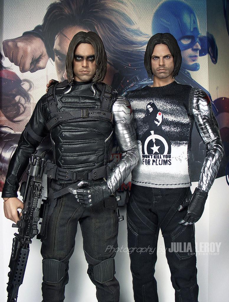 Metal Arm Twins   Metal Arm Twins (Winter Soldier MMS241 & M
