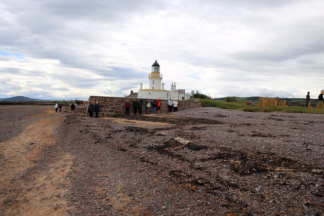 Chanonry Ness lighthouse