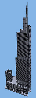 1:2000 Zifeng Tower | by Doctor Octoroc