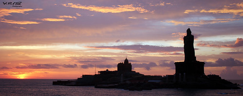 morning sky india silhouette sunrise canon cool explore kanyakumari 60d krisphotography