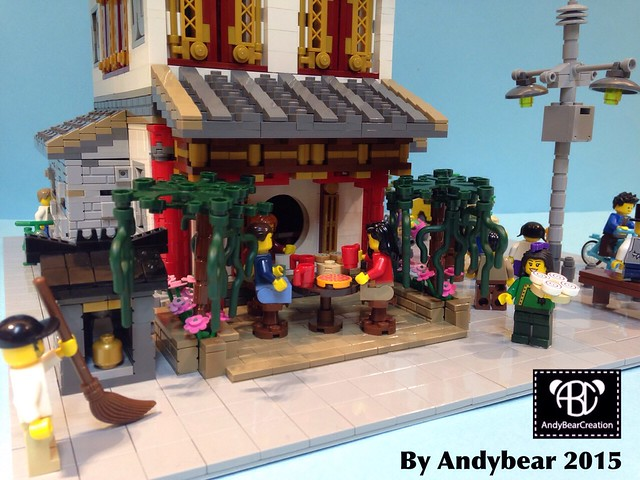 Chinese DIM SUM restaurant