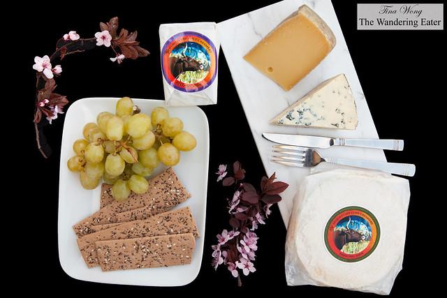 Sequatchie Cove Farm Cheeses