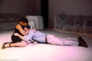 defunkt Theatre, Fewer Emergencies, Rosemary Ragusa | by drammyawards
