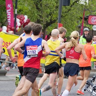 London Marathon 2015 | by Ania Mendrek
