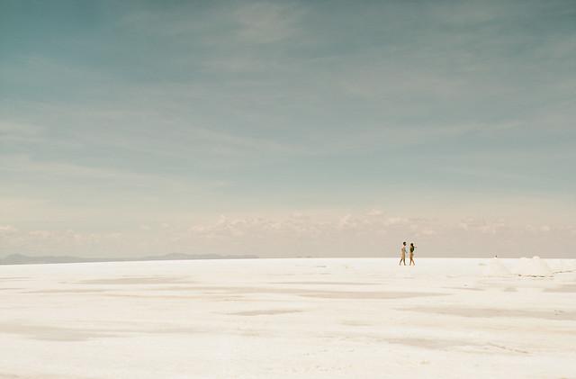 Salar de Uyuni-Bolivia-
