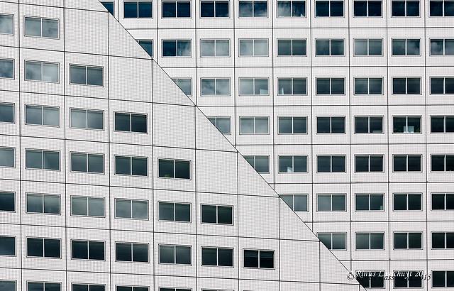 Kantoorgebouw Willemserf aan de Hertekade in Rotterdam