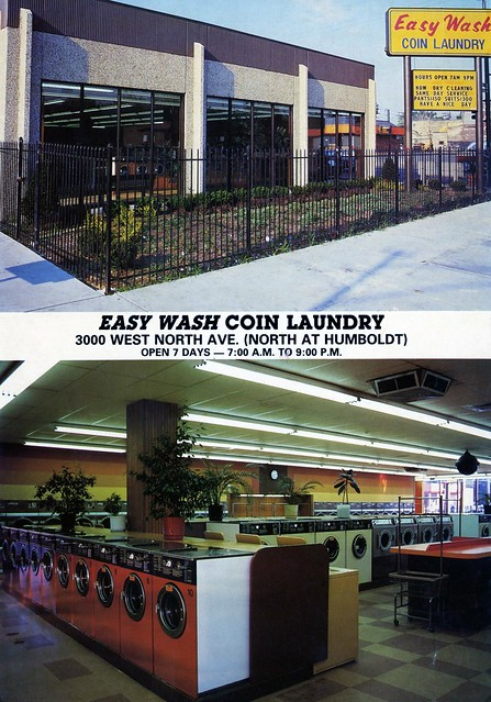 Easy Wash Coin Laundry Chicago IL