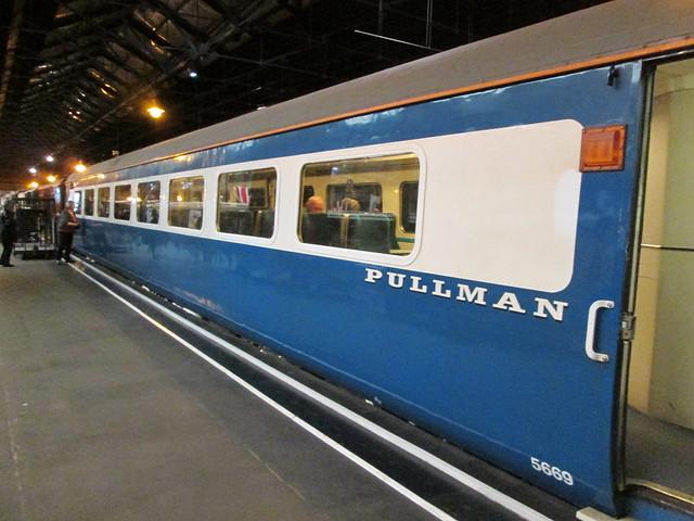 NRM York: Pullman 5669
