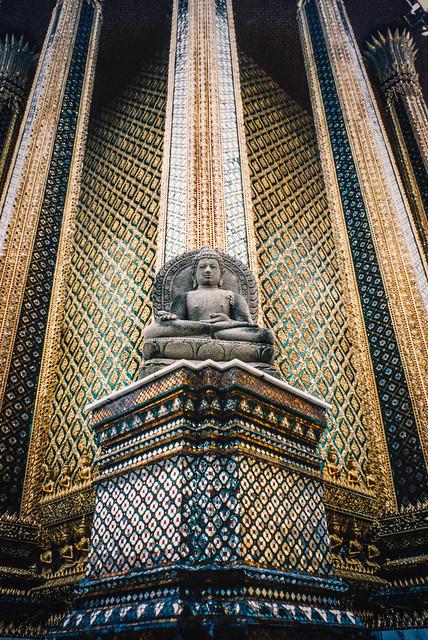 Buddha above