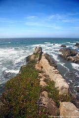 Litoral entre a Praia do Almograve e o Porto de Pesca da Lapa das Pombas - Portugal