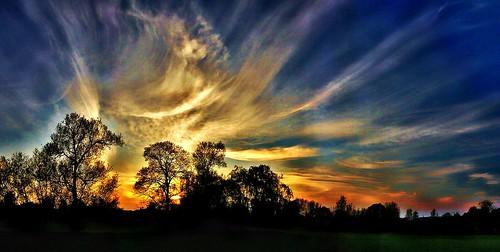 warwickshire cloudsstormssunsetsandsunrises