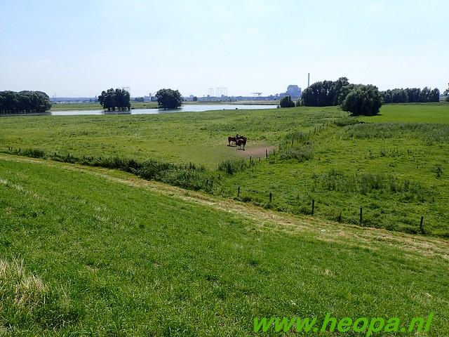 2016-07-19   1e dag Nijmegen    40 Km (104)