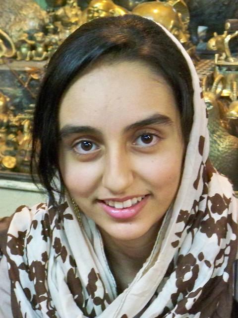 Jewish girl from Iran