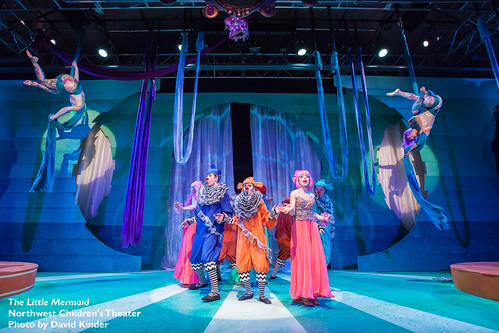 NWCT, The Little Mermaid, Photo: David Kinder | by drammyawards
