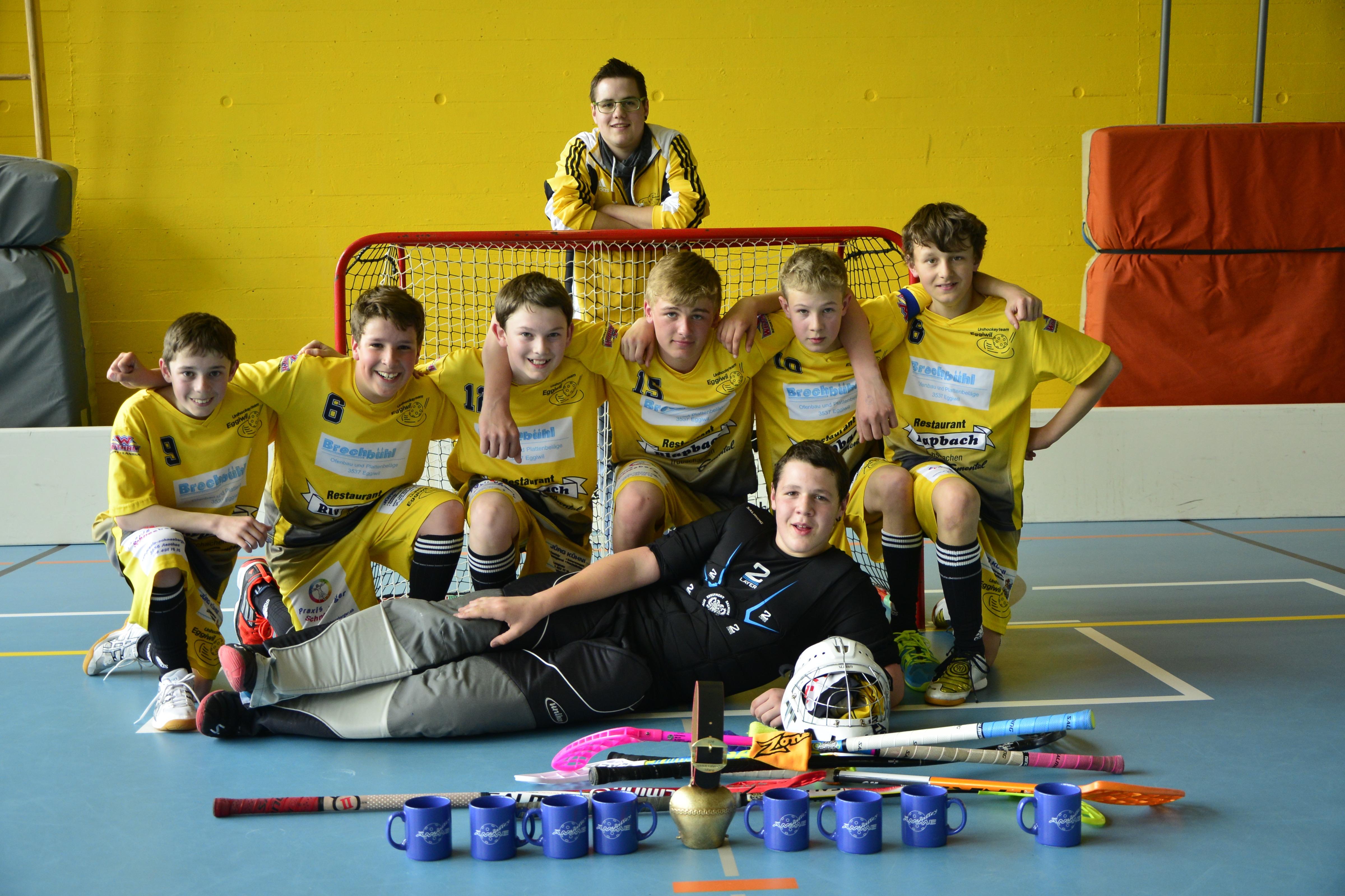 Junioren C - Ämme-Valley Cup 2015