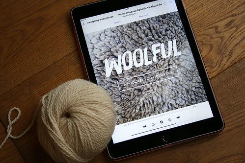Woolful Podcast | by English Girl at Home