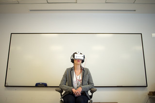 Virtual Reality Demonstrations | by UTKnightCenter