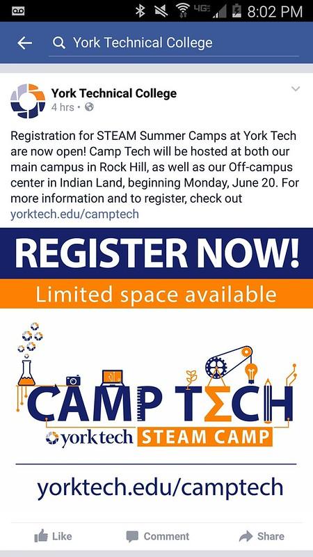 Camp Tech