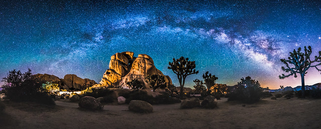 Hidden Valley Milky Way_
