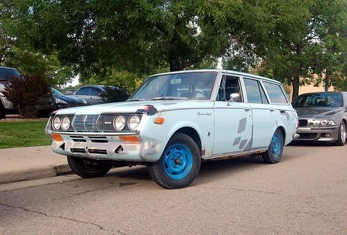 Toyota Corona Mk2 Wagon | Cars & Coffee, Lafayette, CO ...