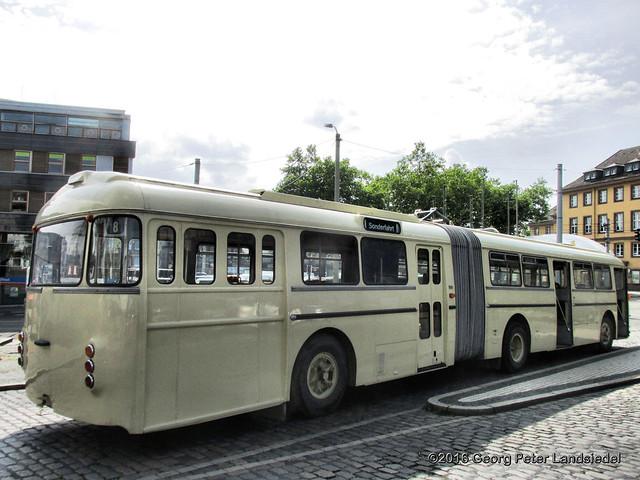 Henschel HS 160 Gelenkbus