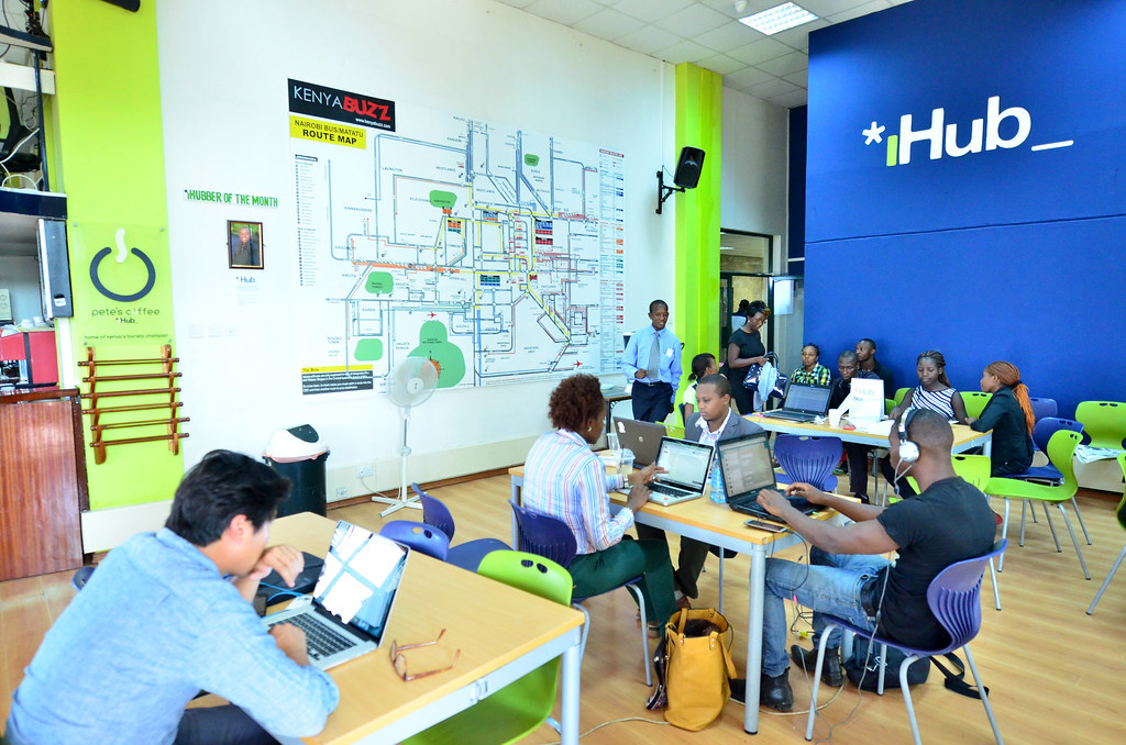 iHub Nairobi, Kenia