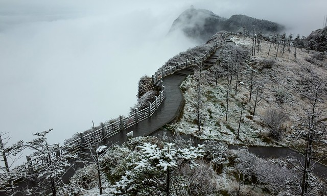 Mount Emei, Chengdu, China