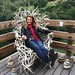 The $9,000 antler chair we didn't buy by TheNickster