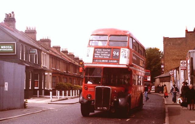 London Transport NXP771
