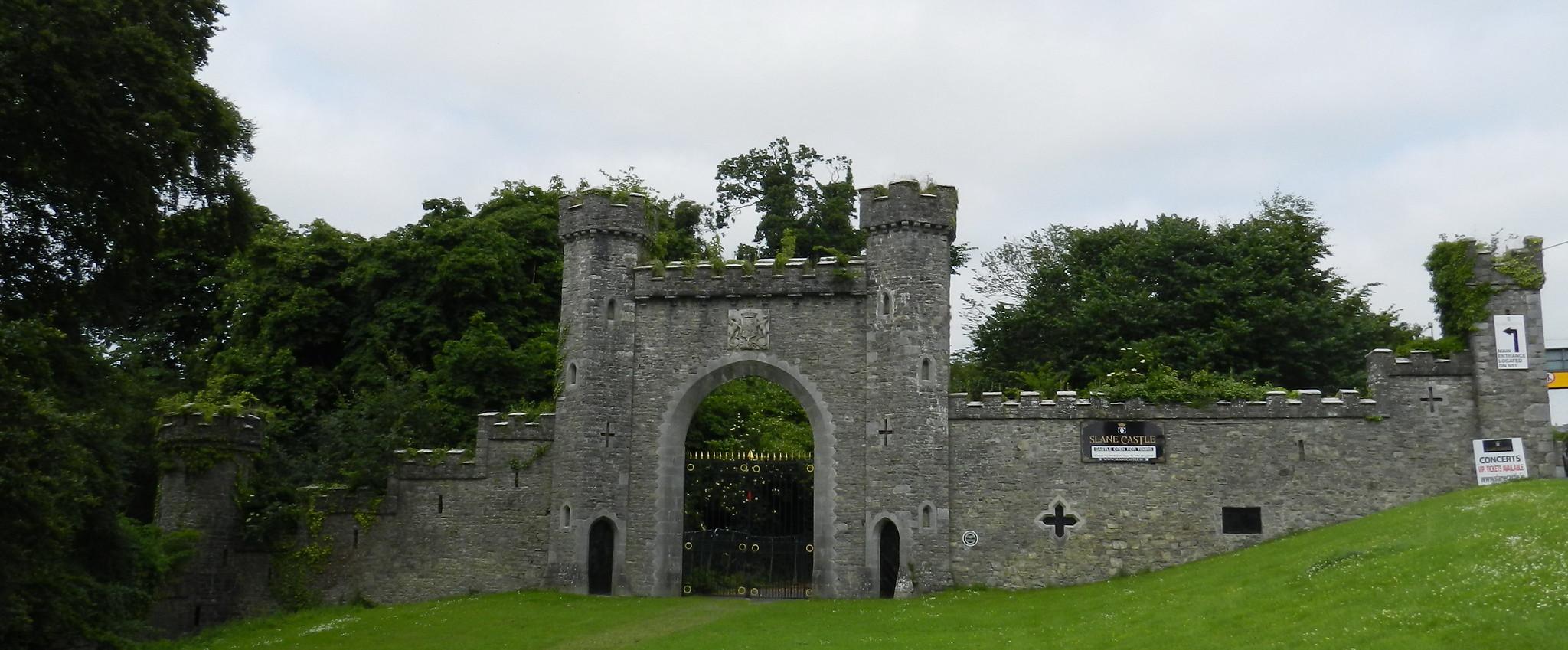 Castillo Slane Belfast Ulster Irlanda del Norte