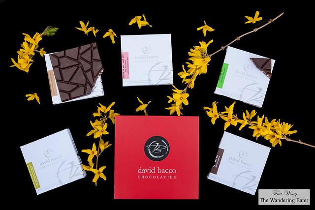David Bacco Chocolatier