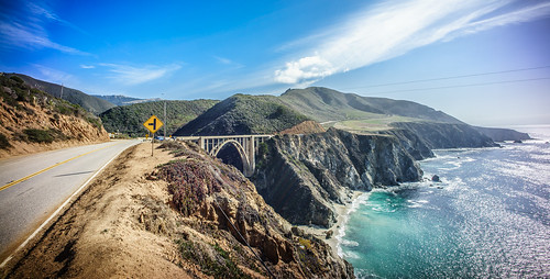 Bixby Bridge, Big Sur, California, United States - Landscape photography | by Giuseppe Milo (www.pixael.com)
