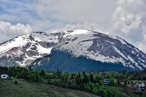 colorado snowpeak scenic sunlight shade forest sky cloud d7200