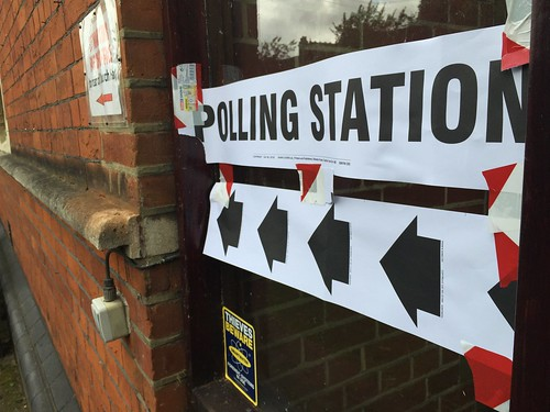 Polling Station - Acton | by RachelH_