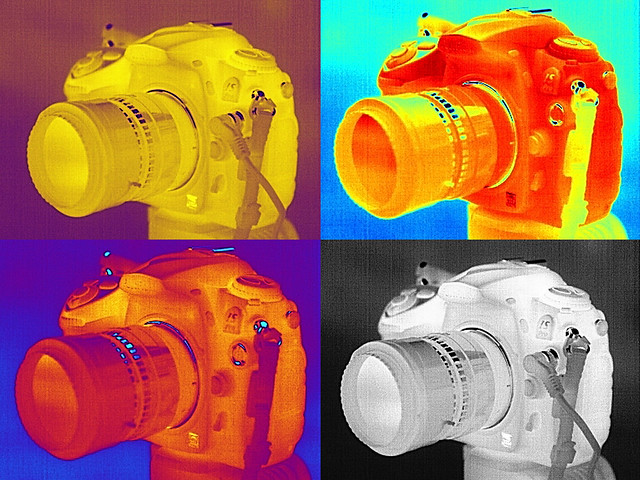 IS Pro thermal image quad