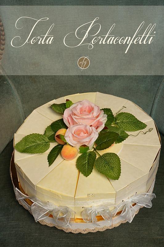 Torta Portaconfetti - Favor Cake