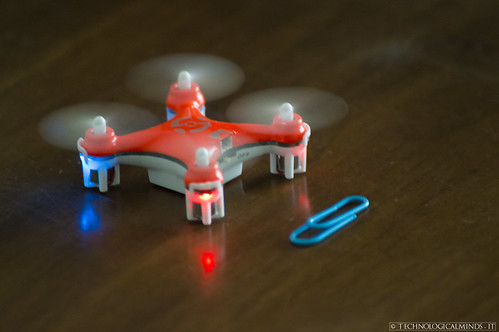 Nano Drone | by technologicalminds.it