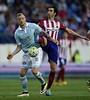 Atlético de Madrid 2-0 Celta